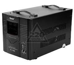 <b>Стабилизатор напряжения Uniel</b> RS-1/10000 - цена, отзывы ...