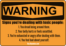 Image result for toxic people image