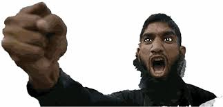 Image result for angry muslim guy