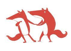 Philip Dennis. | <b>Foxes</b> | <b>Fox</b> art, <b>Fox</b> illustration, Animal drawings