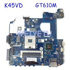 <b>K45VD GT610M</b>/<b>2G</b> QCL40 LA 8224P REV1.0 <b>Motherboard</b> For ...