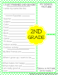 printable kids end of school year printable the pinning mama 2nd grade kids end of school year interview