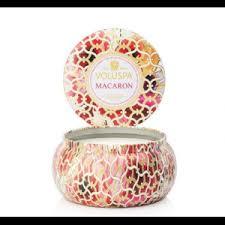 <b>Ароматическая свеча</b> Voluspa <b>Macaron</b> - «Любовь к Voluspa ...