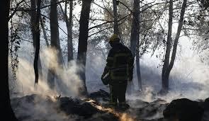 Alpes-Maritimes: l'incendie de Lucéram provoqué par une étincelle de disqueuse