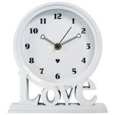<b>Часы</b> настольные <b>Love</b> 21 см в Ярославле – купить по низкой ...