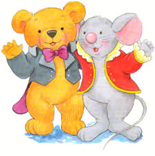 Beethoven Bear and Mozart Mouse are waiting for YOU !