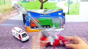 <b>Машинки</b> Пожарная Скорая Помощь Мусоровоз ...
