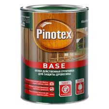 <b>Грунтовка Pinotex BASE</b> 1 л. — купить в интернет-магазине ...