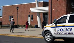 three teens arrested after credible absegami high school threat three absegami students arrested during lockdown
