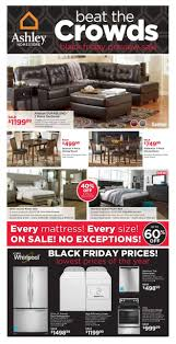 ashley furniture homestore flyers ashley home store black friday preview west flyer 17 to 23