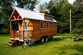 Tiny Houses Wheels Design Classic Small House On Wheels   Home DesignTiny Houses Luxury Small House On