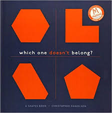 Which One Doesn't Belong?: A Shapes Book ... - Amazon.com