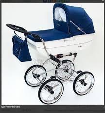 Детская <b>коляска Reindeer Vintage</b> – купить в Москве, цена 16 000 ...