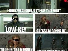 Avengers Memes | WeKnowMemes via Relatably.com