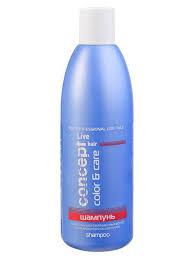 <b>Шампунь для окрашенных</b> волос <b>Shampoo</b> for colored hair 300 мл ...