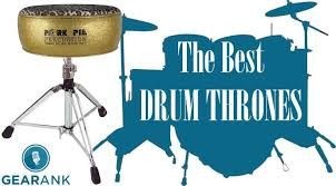 The Best <b>Drum</b> Thrones - Round - Saddle - Backrest - Nov 2020 ...