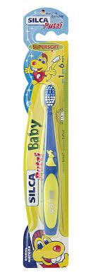 """<b>Зубная щетка Silca</b> """"Baby Rabbit"""", в ассортименте — купить в ..."""