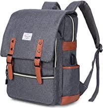 vintage backpack for men - Amazon.com