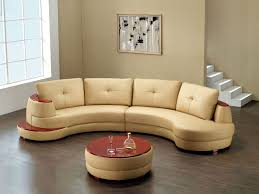 orange leather short sectional sofa astounding red leather couch furniture