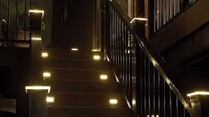 deck rail lighting in action bright ideas deck