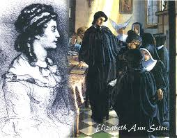 Image result for mother seton and sisters
