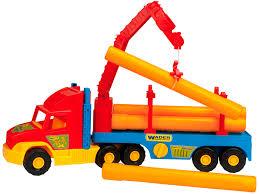 <b>Игрушка</b> Тигрес City Truck <b>Самосвал</b> 39368 строительная ...