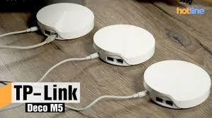 <b>TP</b>-<b>Link</b> Deco M5 — обзор <b>Wi</b>-<b>Fi Mesh</b>-<b>системы</b> - YouTube