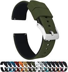 Barton Elite Silicone Watch Bands - Quick Release ... - Amazon.com