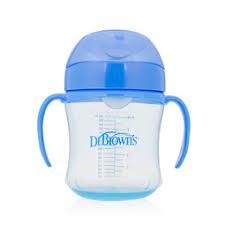 dr browns поильник термочашка от 12 месяцев цвет голубой синий 300 мл tc01002