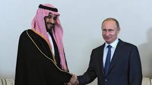 Image result for جنگ یمن و سوریه محور سفر وزیر دفاع آلسعود به روسیه
