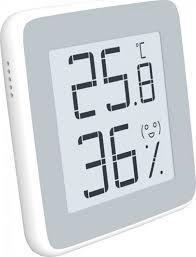Комнатный <b>термометр</b>-гигрометр <b>Xiaomi</b> Digital <b>Thermometer</b> ...