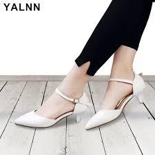 <b>YALNN Women Sandals</b> High Heels <b>Shoes</b> Ladies Sexy Sumer ...