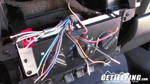 how to install stereo wire harness in a 1997 to 2001 jeep how to install stereo wire harness in a 1997 to 2001 jeep cherokee xj getjeeping