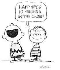 Image result for picture of church choir singing