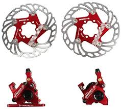 PRO Bicycle Floating Rotors Disc Brake Rotor 6 bolts <b>Road</b> Bike ...