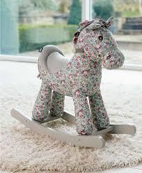 rocking horse liberty rocking animals horses mamas papas baby nursery cool bee animal rocking horse