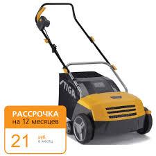 Электрический аэратор-<b>скарификатор STIGA SV 213</b> E: купить в ...