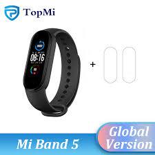 <b>Original</b> Global Version Xiaomi Mi <b>Band 5</b> Band 4 Multi Language ...