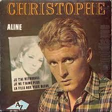 [Pochette de <b>Aline</b> (<b>CHRISTOPHE</b>)] - 4028