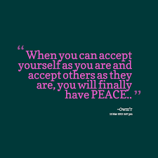 Acceptance Of Others Quotes. QuotesGram