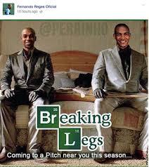 Man City man Fernando posted wonderful meme with Fernandinho to ... via Relatably.com
