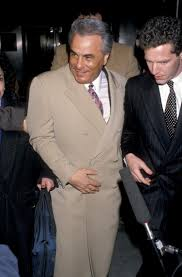 bratton taps cbs john miller for counter terror post ny daily news teflon don john gotti and miller meet again at the new york federal courthouse
