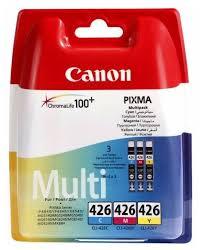 Купить <b>Набор картриджей Canon</b> CLI-426 C/M/Y Multipack ...