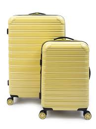 iFLY - iFLY Hardside Fibertech Luggage, <b>2 Piece Set</b> - Walmart.com