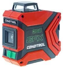 Купить Лазерный <b>нивелир CONDTROL GFX360</b> в интернет ...