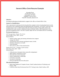 experience clerical experience resume printable clerical experience resume