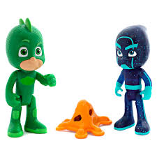 Игровой набор <b>Гекко и</b> ночной ниндзя <b>PJ Masks</b> (24813 ...