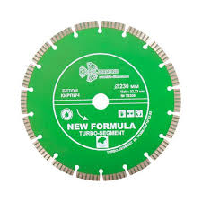 <b>Диск</b> алмазный <b>Trio Diamond</b> Segment <b>Turbo</b> New Formula 125 мм