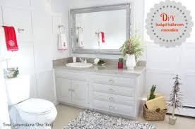 making bathroom cabinets: diy budget bathroom renovation vanity diy budget bathroom renovation vanity e