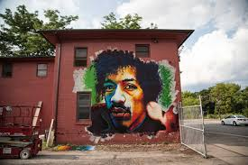 <b>Jimi Hendrix</b> — Google Arts & Culture